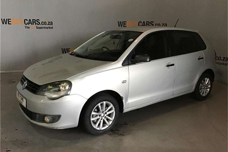 VW Polo Vivo 5 door 1.6 Trendline 2010