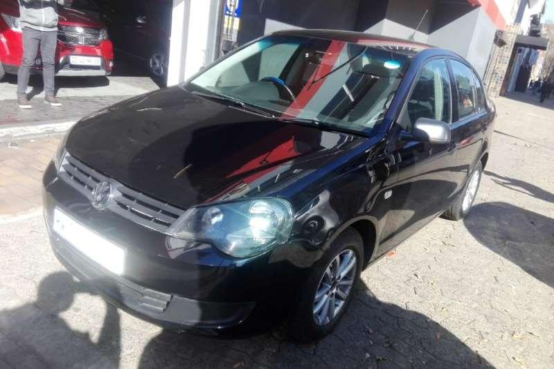 VW Polo Vivo 5 door 1.6 Trendline 2011