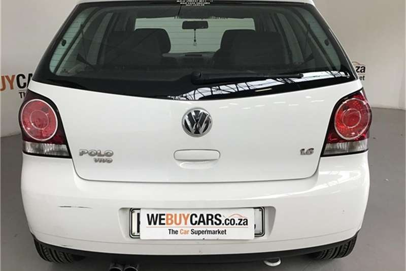 VW Polo Vivo 5 door 1.6 Trendline 2012