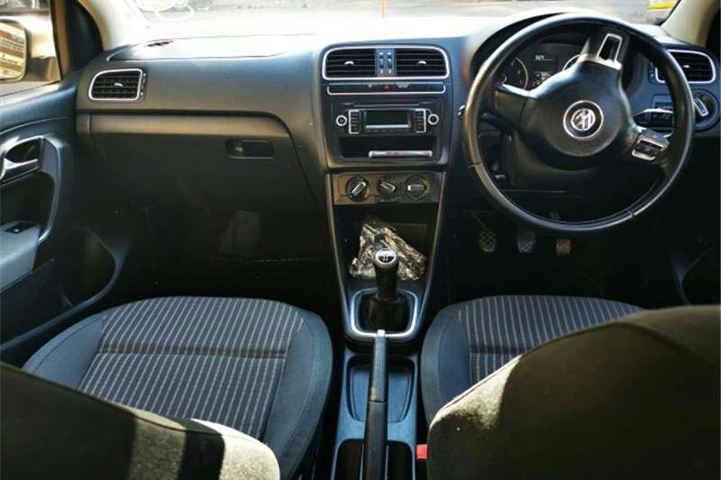 Used 2012 VW Polo Vivo 5 door 1.6 Trendline