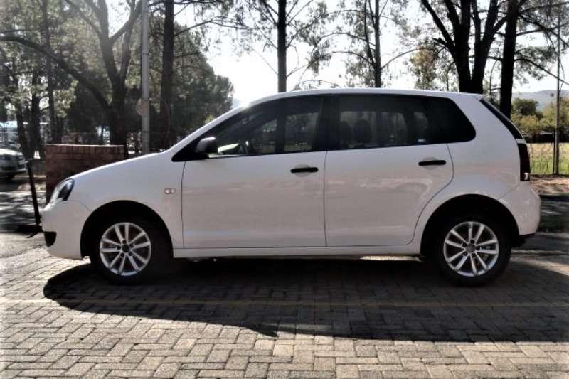 VW Polo Vivo 5-door 1.6 Trendline 2013