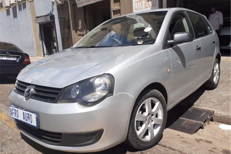 Used 2013 VW Polo Vivo 5 door 1.6 Trendline