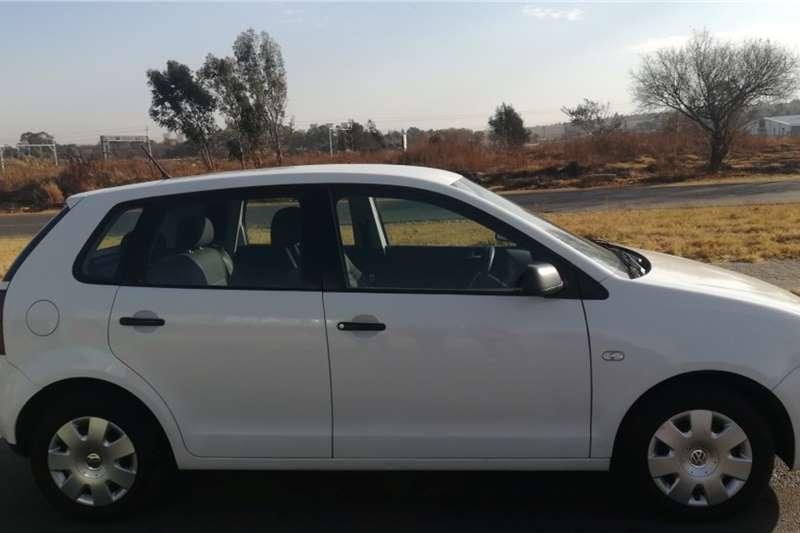 Used 2014 VW Polo Vivo 5 door 1.6 Trendline