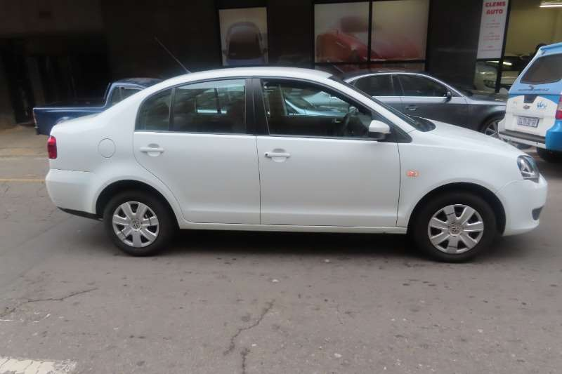 VW Polo Vivo 5 door 1.6 Trendline 2015