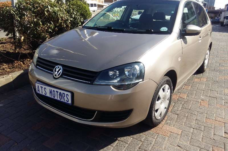 VW Polo Vivo 5-door 1.6 Trendline 2016
