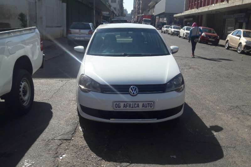VW Polo Vivo 5 door 1.6 Trendline 2017