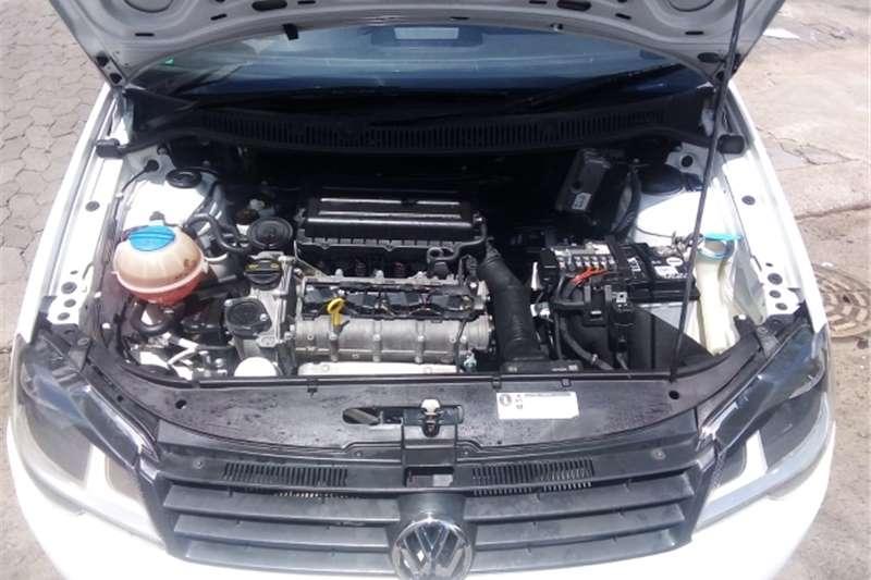 Used 2017 VW Polo Vivo 5 door 1.6 Trendline