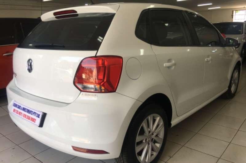 VW Polo Vivo 5 door 1.6 Trendline 2019