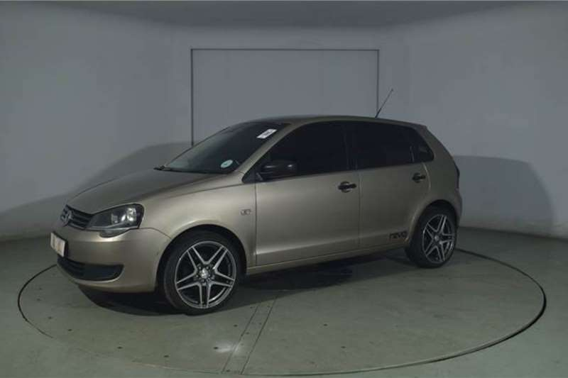 VW Polo Vivo GP 1.4 CONCEPTLINE 2015