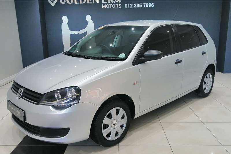 VW Polo Vivo GP 1.4 Trend 2016