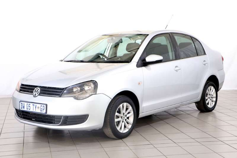 VW Polo Vivo GP 1.4 TRENDLINE 2015