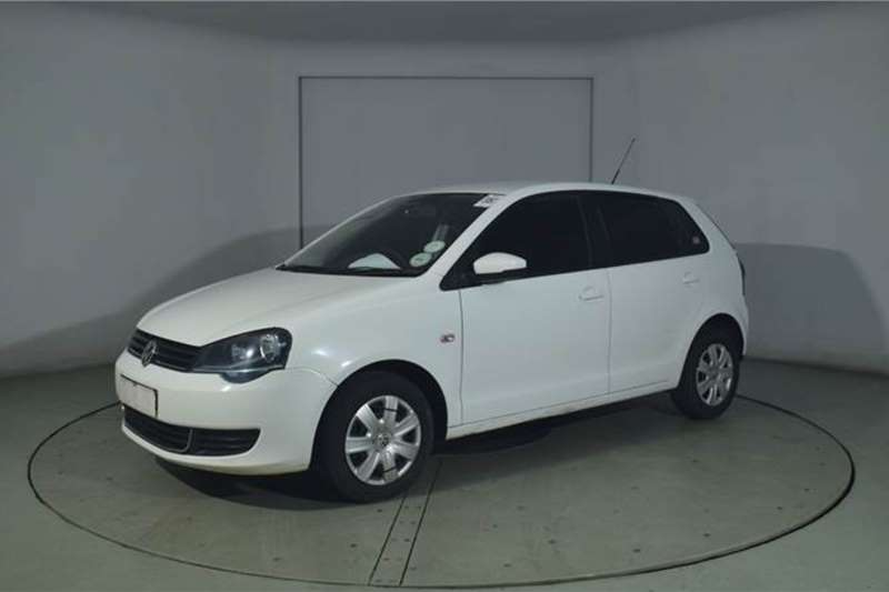 VW Polo Vivo GP 1.4 TRENDLINE 5DR 2017