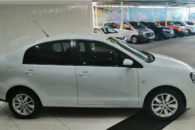 VW Polo Vivo GP 1.6 Comfort 2016