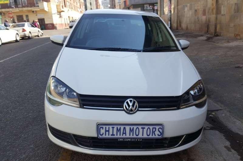VW Polo Vivo GP 1.6 COMFORTLINE 2016