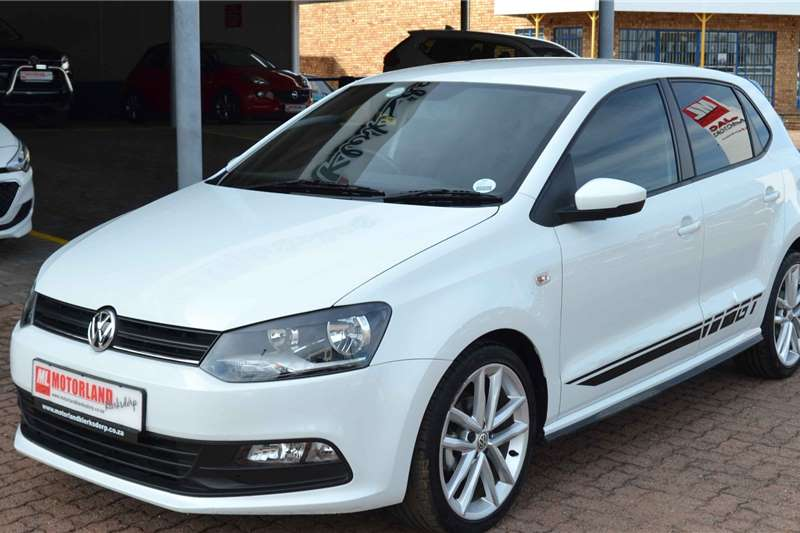 VW Polo Vivo GT 1.0 TSi 2019