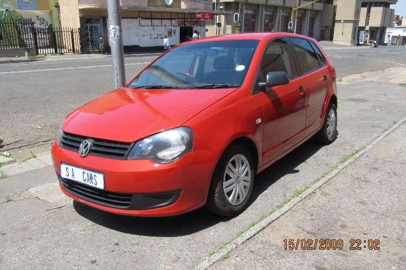 VW Polo Vivo hatch 1.4 Blueline 2014