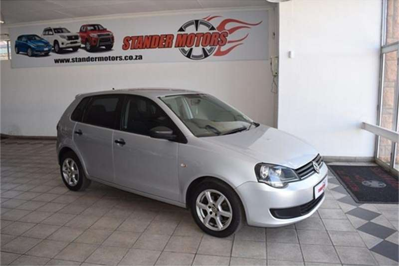 VW Polo Vivo hatch 1.4 Blueline 2014