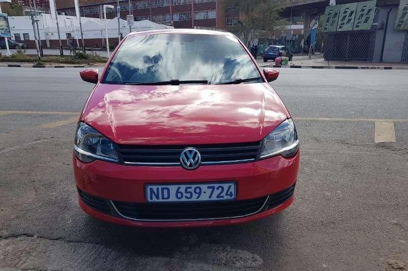 Used 2015 VW Polo Vivo hatch 1.4 Blueline