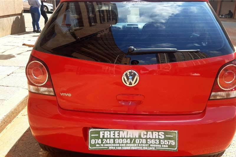 Used 2017 VW Polo Vivo hatch 1.4 Blueline