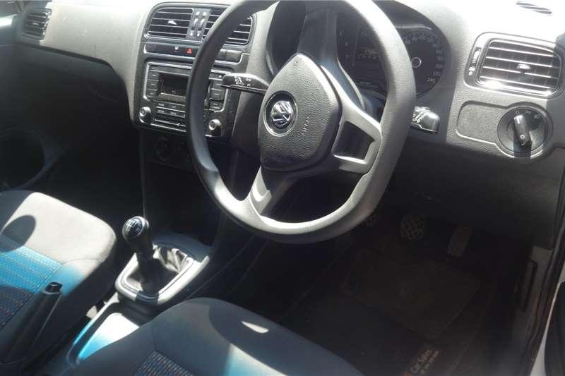 VW Polo Vivo hatch 1.4 Blueline 2018