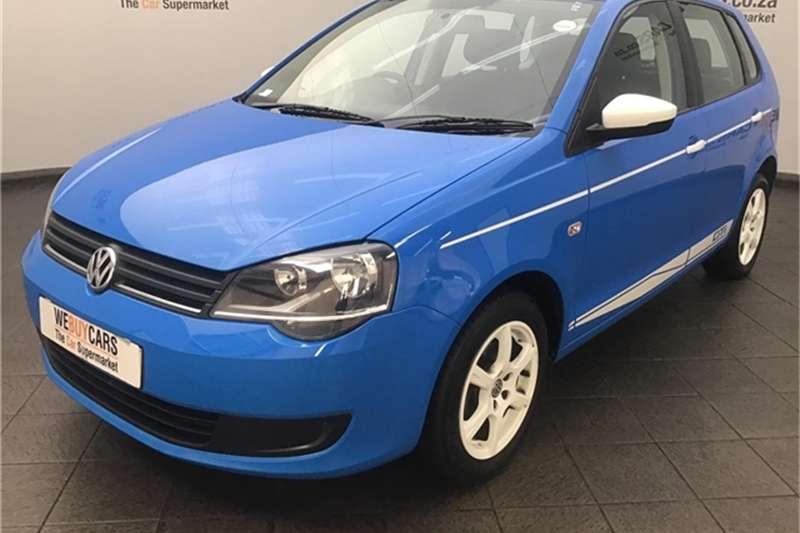 VW Polo Vivo hatch 1.4 CiTi Vivo 2017