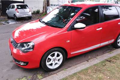 VW Polo Vivo hatch 1.4 CiTi Vivo 2017