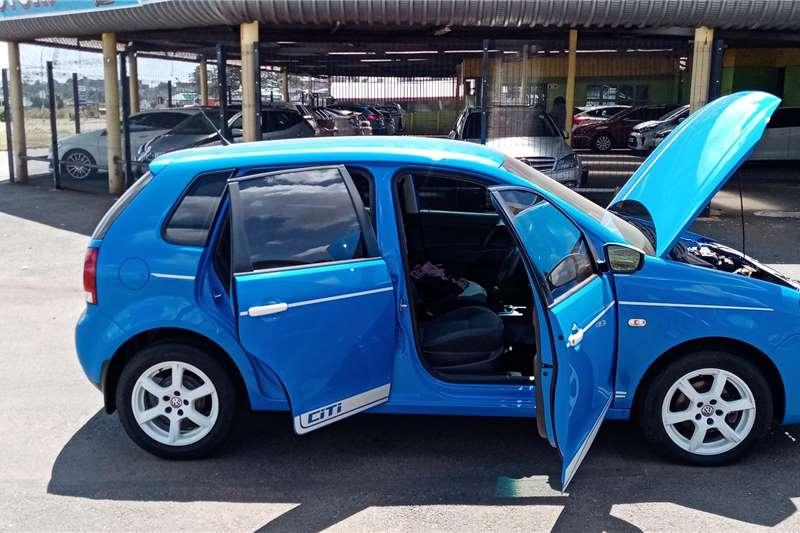 Used 2017 VW Polo Vivo hatch 1.4 CiTi Vivo