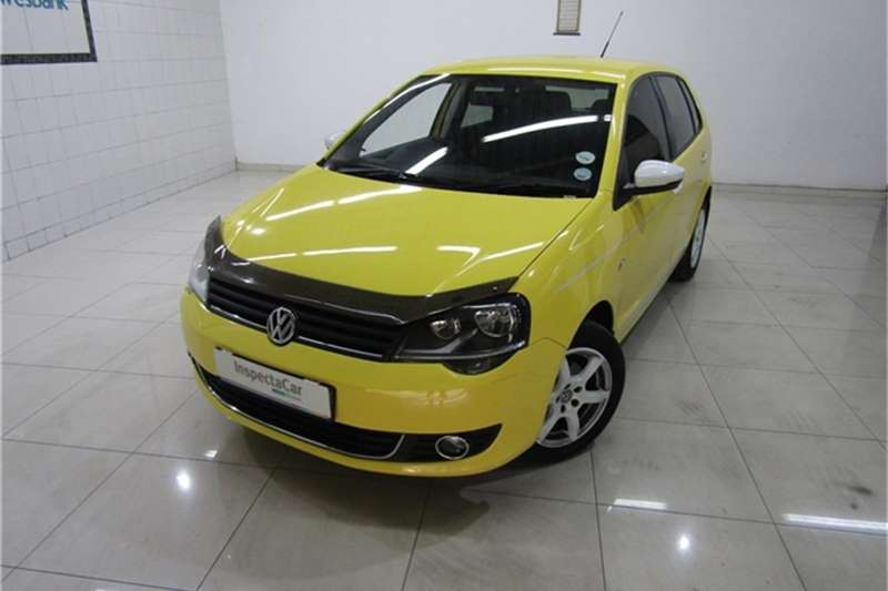 VW Polo Vivo hatch 1.4 CiTi Vivo 2018