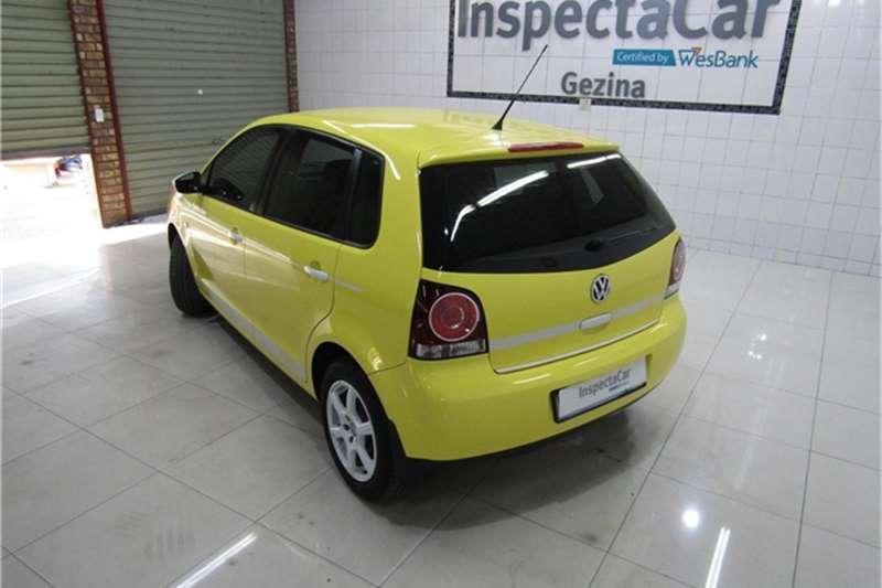 VW Polo Vivo hatch 1.4 CiTi Vivo 2018