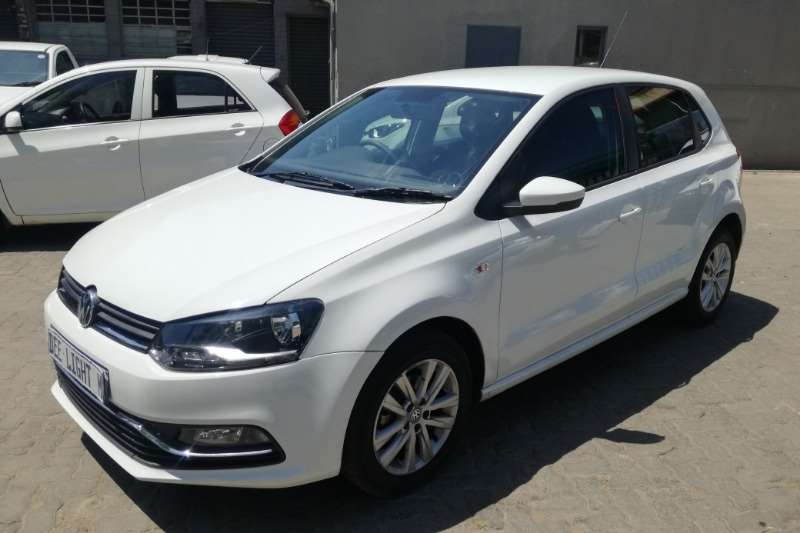 VW Polo Vivo hatch 1.4 Comfortline 2018