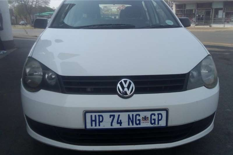 VW Polo Vivo hatch 1.4 Conceptline 2013