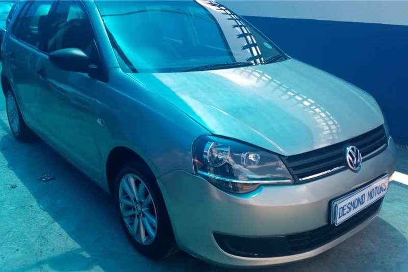 VW Polo Vivo hatch 1.4 Conceptline 2014