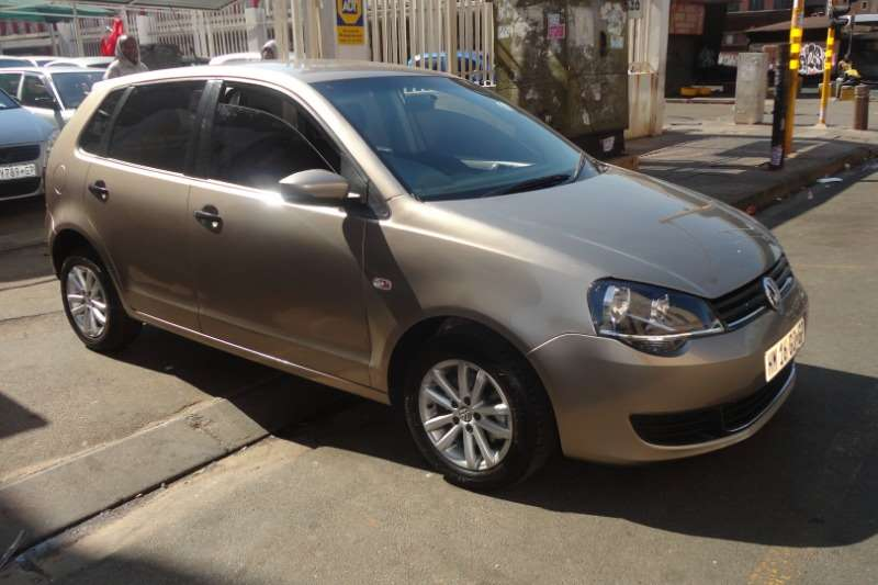 VW Polo Vivo hatch 1.4 Conceptline 2015