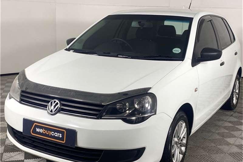 2015 VW Polo Vivo Polo Vivo hatch 1.4 Conceptline