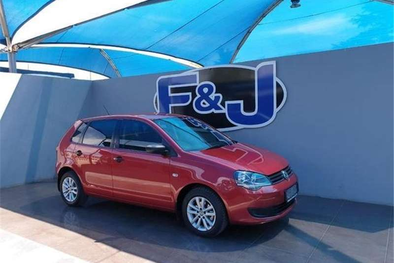 VW Polo Vivo hatch 1.4 Conceptline 2016