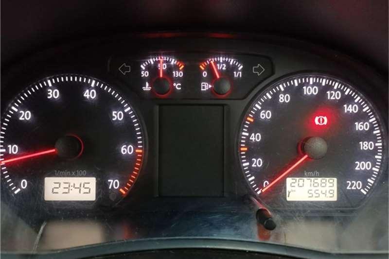 2016 VW Polo Vivo Polo Vivo hatch 1.4 Conceptline