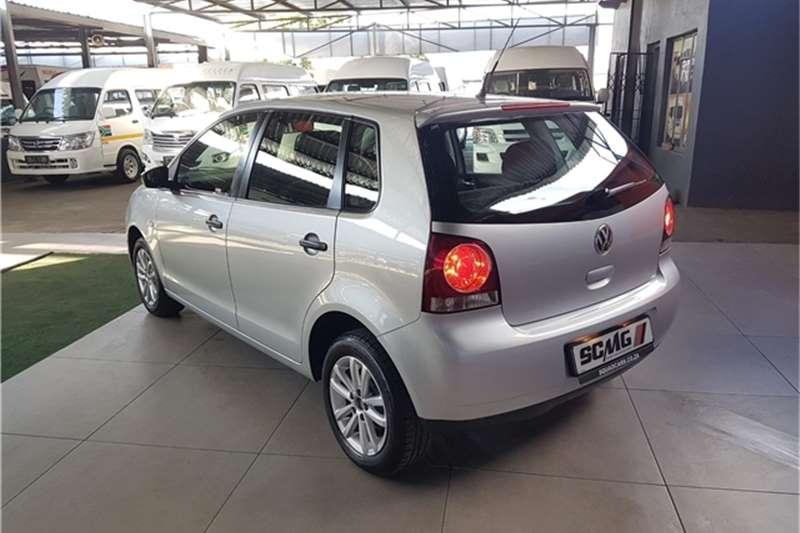 Used 2017 VW Polo Vivo hatch 1.4 Conceptline