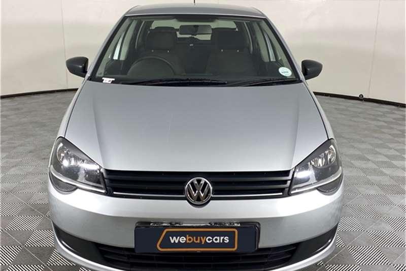 2017 VW Polo Vivo Polo Vivo hatch 1.4 Conceptline