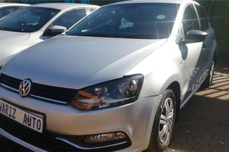 VW Polo Vivo hatch 1.4 Conceptline 2019
