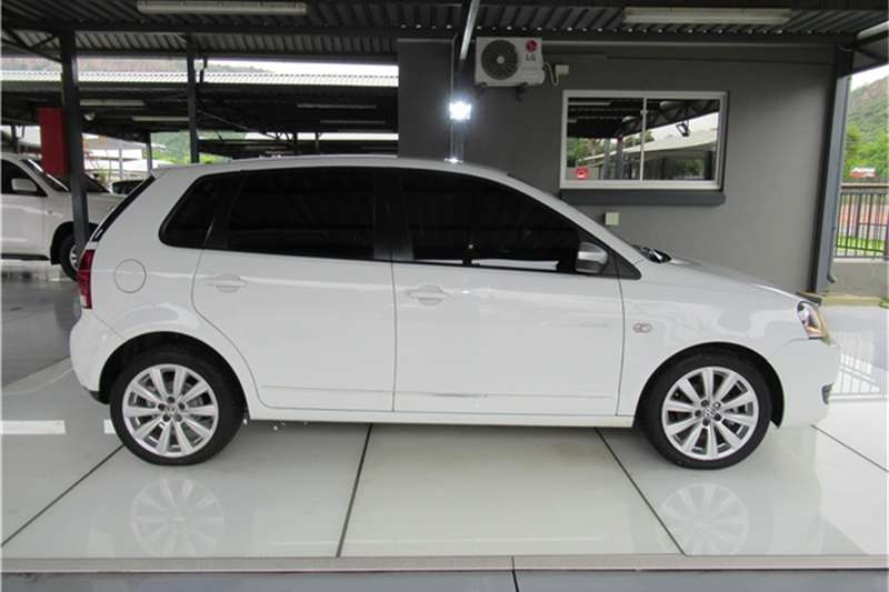 VW Polo Vivo hatch 1.4 Eclipse 2015