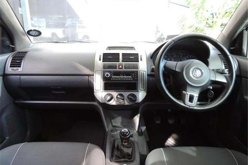 VW Polo Vivo Hatch 1.4 Eclipse 2016