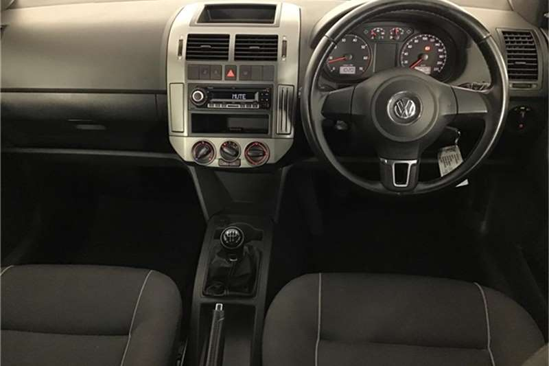 VW Polo Vivo hatch 1.4 Eclipse 2016