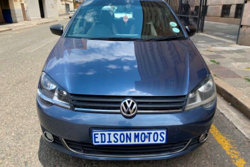 VW Polo Vivo hatch 1.4 Storm 2017
