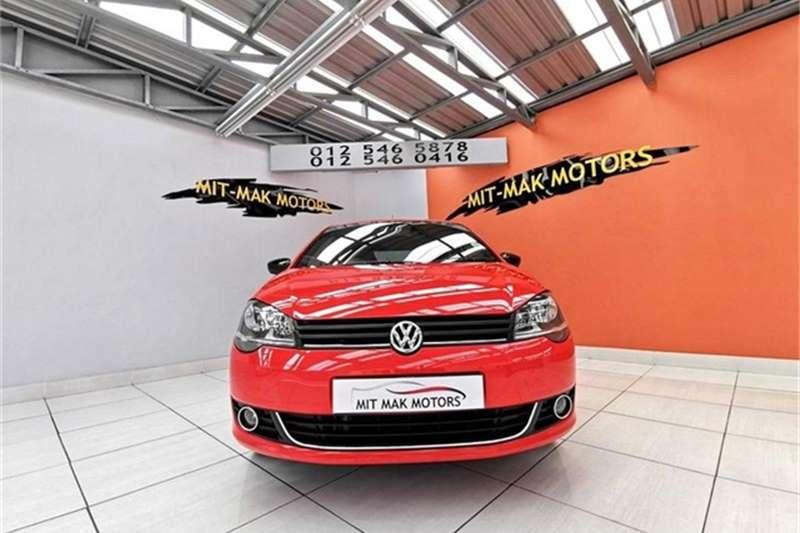 VW Polo Vivo hatch 1.4 Storm 2017
