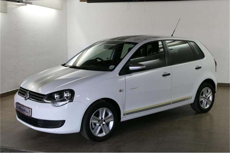 VW Polo Vivo hatch 1.4 Street 2016