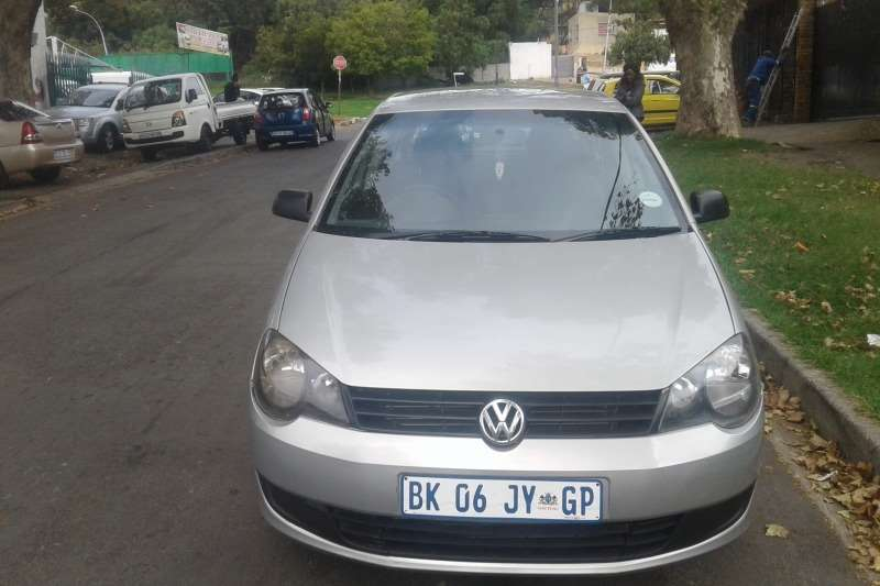 VW Polo Vivo hatch 1.4 Trendline 2010
