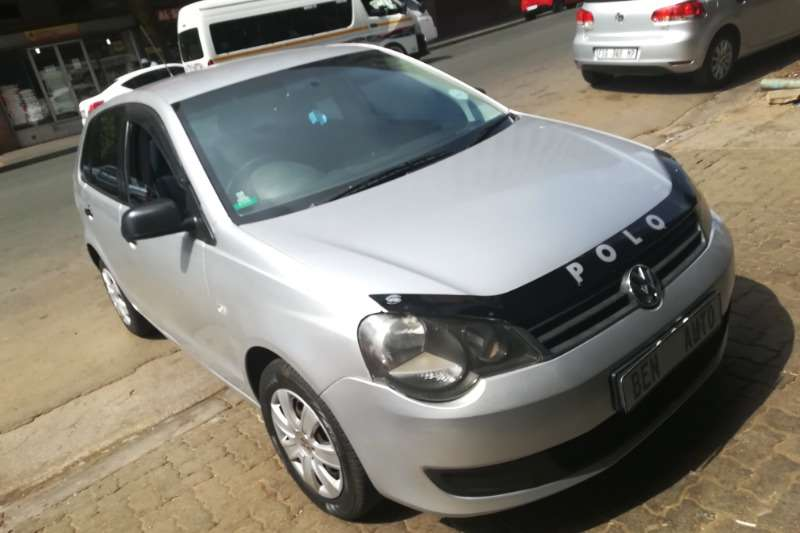 VW Polo Vivo hatch 1.4 Trendline 2011