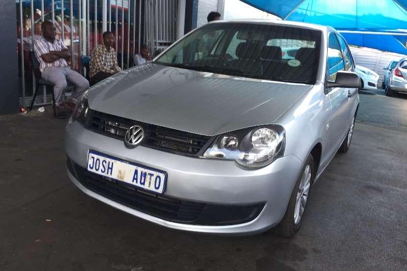 VW Polo Vivo hatch 1.4 Trendline 2012