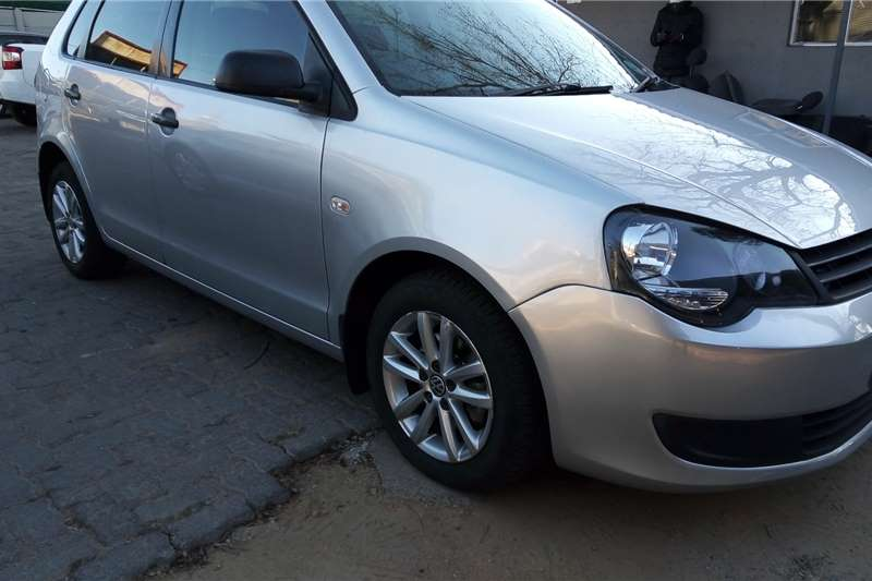 VW Polo Vivo hatch 1.4 Trendline 2012