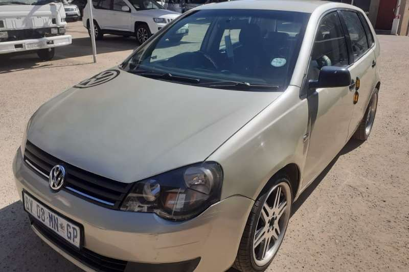 Used 2012 VW Polo Vivo hatch 1.4 Trendline